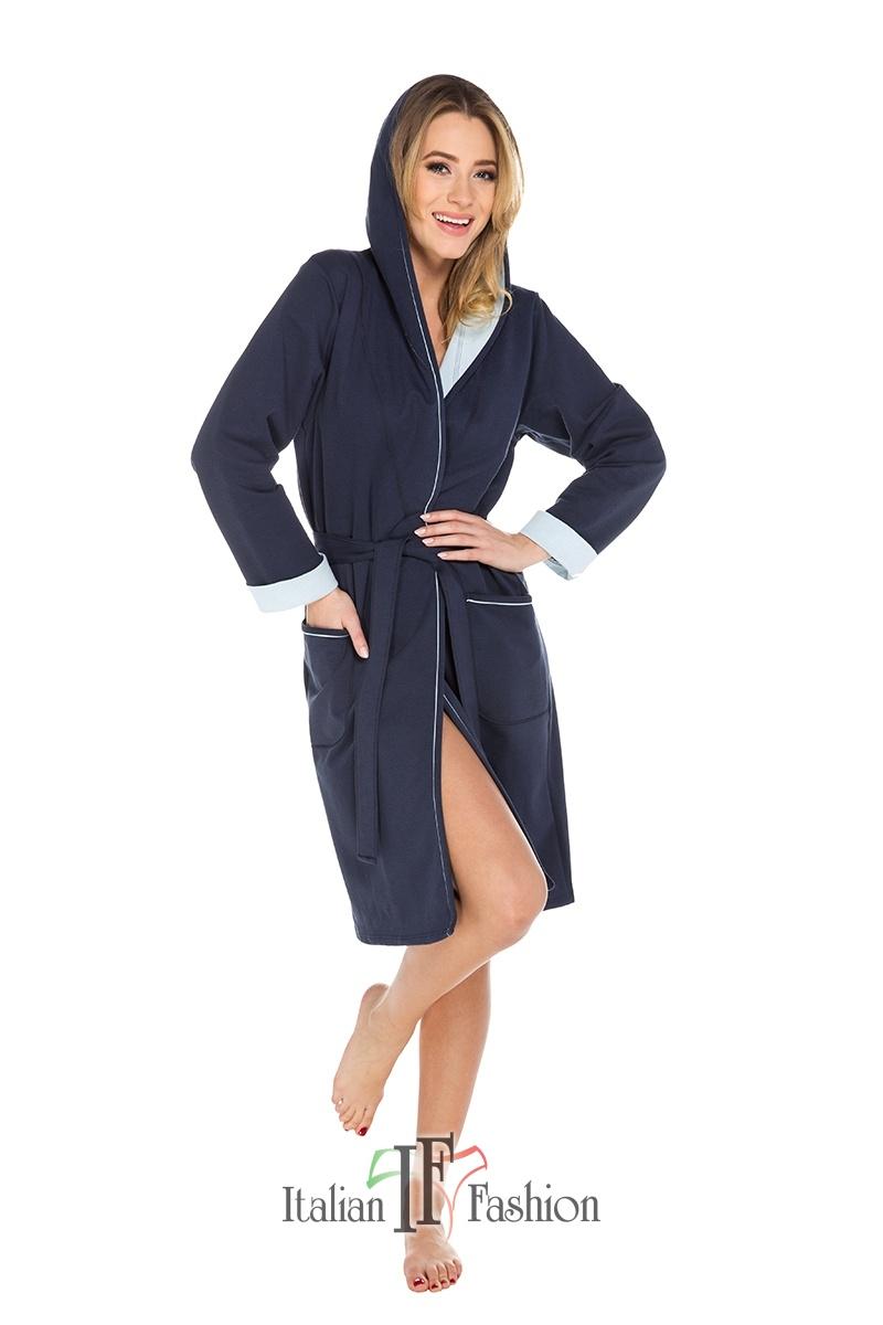 defcd06357db83 Szlafrok damski Italian Fashion Wygoda